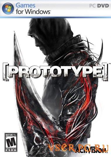 Постер игры Prototype