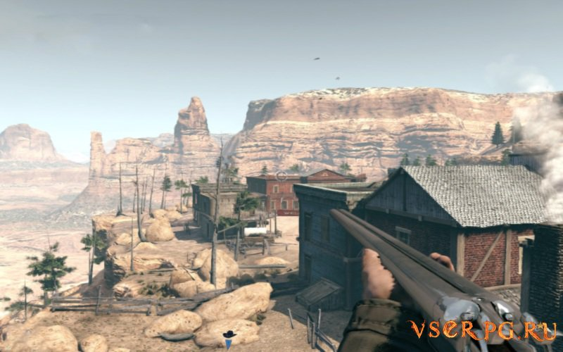 Call of Juarez: Bound in Blood screen 2