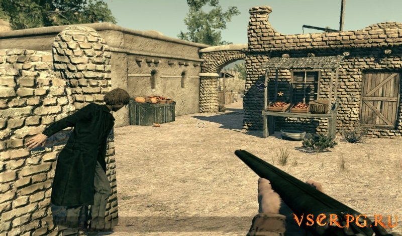 Call of Juarez: Bound in Blood screen 1