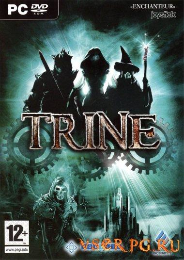 Постер Trine