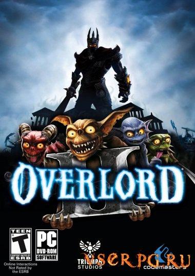 Постер игры Overlord 2