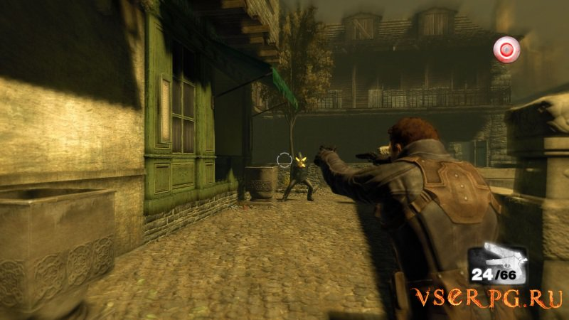 Wanted: Weapons of Fate screen 1