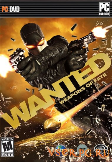 Постер игры Wanted: Weapons of Fate