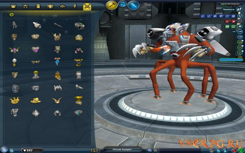 Spore: Galactic Adventures screen 3
