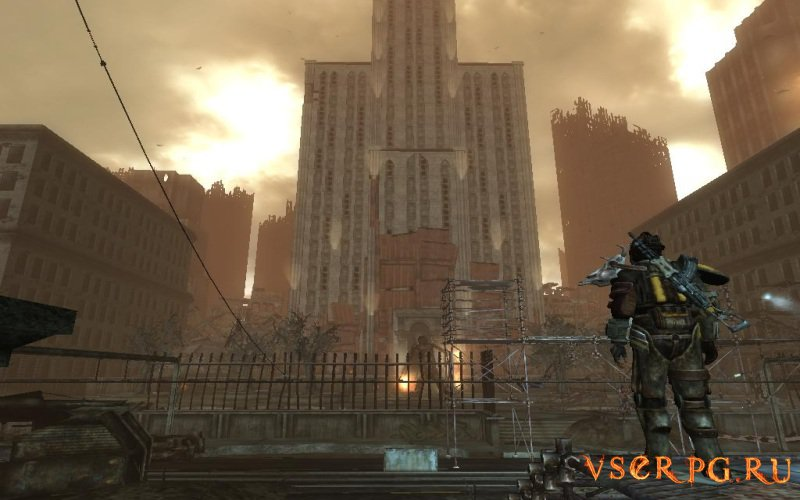 Fallout 3 The Pitt screen 1