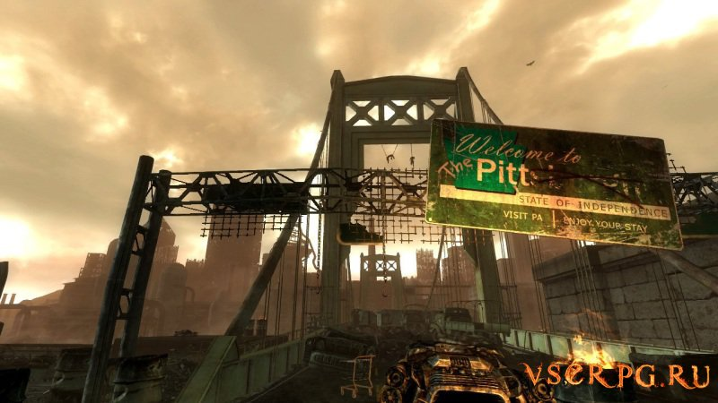 Fallout 3 The Pitt screen 3
