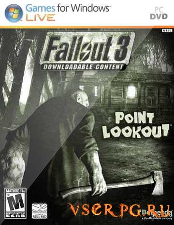 Постер игры Fallout 3: Point Lookout