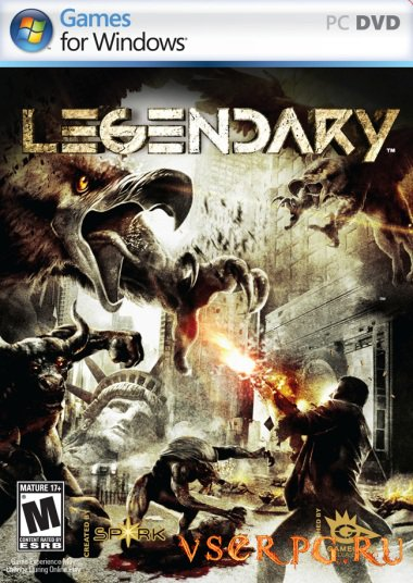 Постер игры Legendary