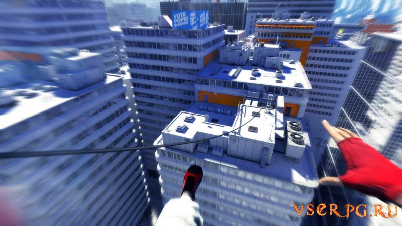 Mirrors Edge screen 2