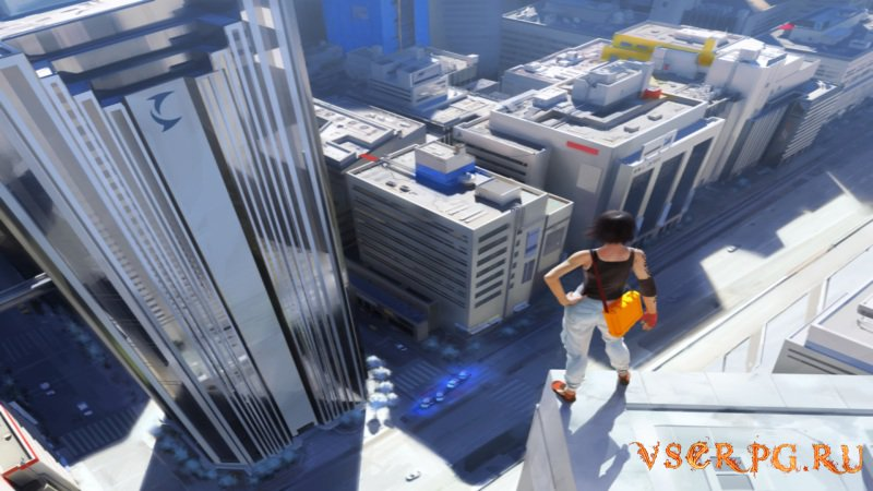 Mirrors Edge screen 3