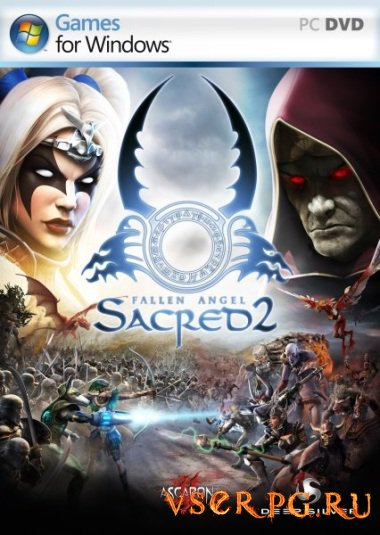 Постер игры Sacred 2: Fallen Angel