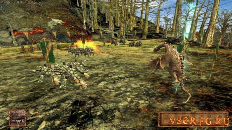 Валькирия: Восхождение на трон screen 1