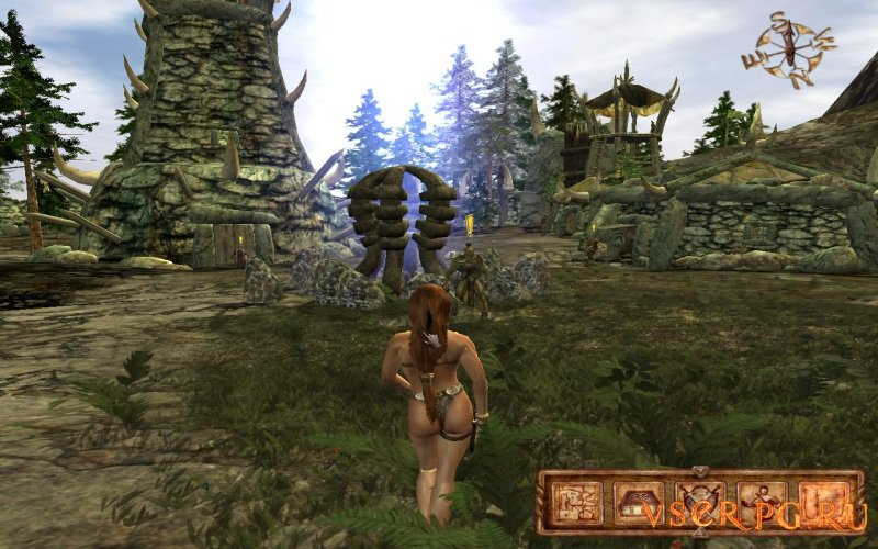 Валькирия: Восхождение на трон screen 2