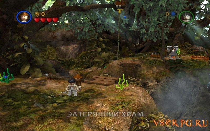 LEGO Indiana Jones screen 3