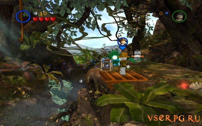 LEGO Indiana Jones screen 1