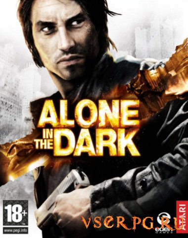 Постер игры Alone in the Dark