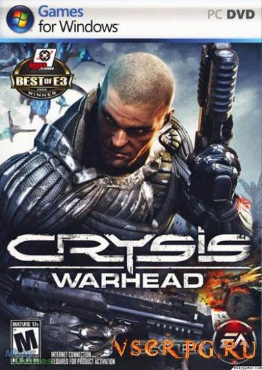 Постер игры Crysis Warhead
