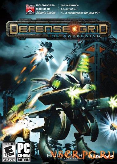 Постер игры Defense Grid