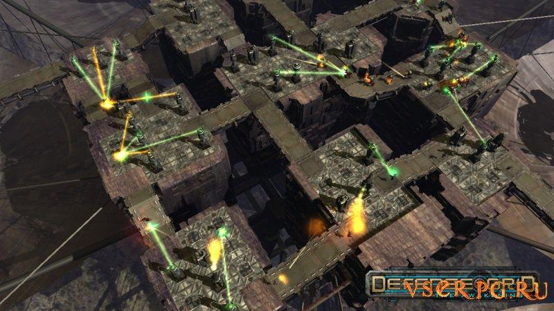 Defense Grid screen 1