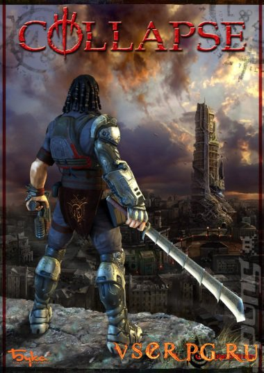 Постер игры Collapse