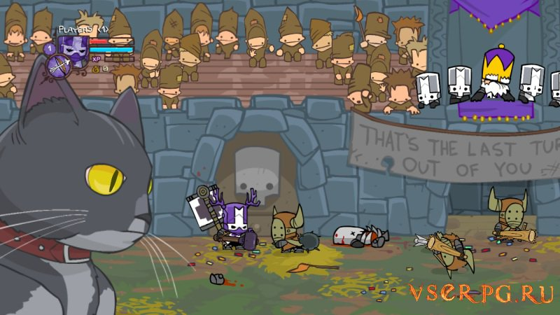 Castle Crashers screen 3
