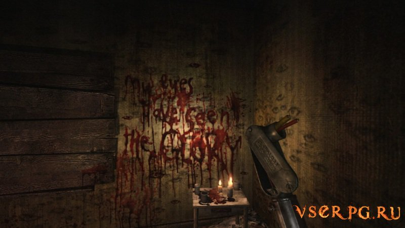 Condemned 2 screen 1