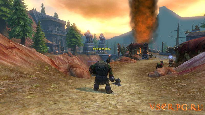 Warhammer Online: Age of Reckoning screen 1