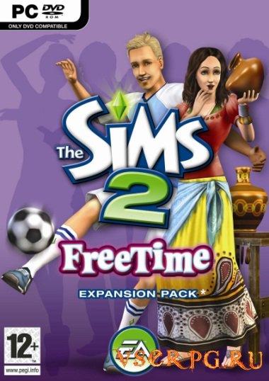 Постер игры Симс 2: Увлечения