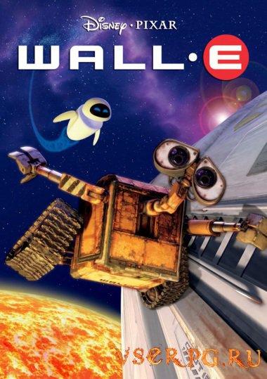 Постер игры ВАЛЛИ (WALL-E)