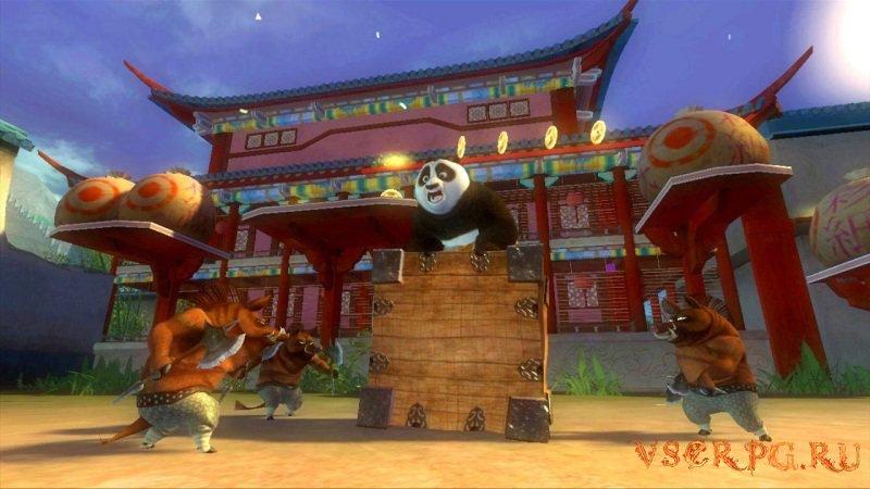 Кунг-фу Панда screen 3