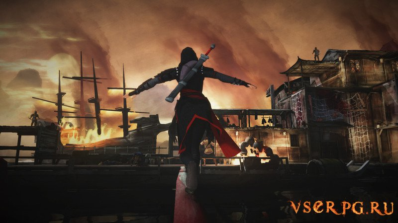Assassins Creed Chronicles China screen 1
