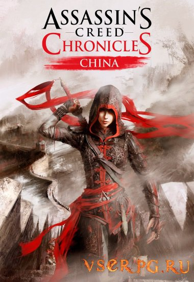 Постер игры Assassins Creed Chronicles China