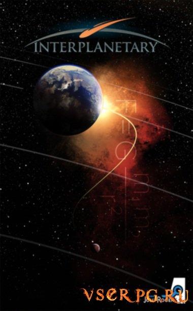 Постер игры Interplanetary