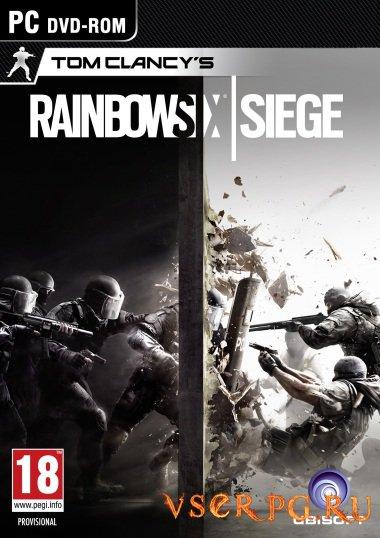 Постер игры Rainbow Six: Осада