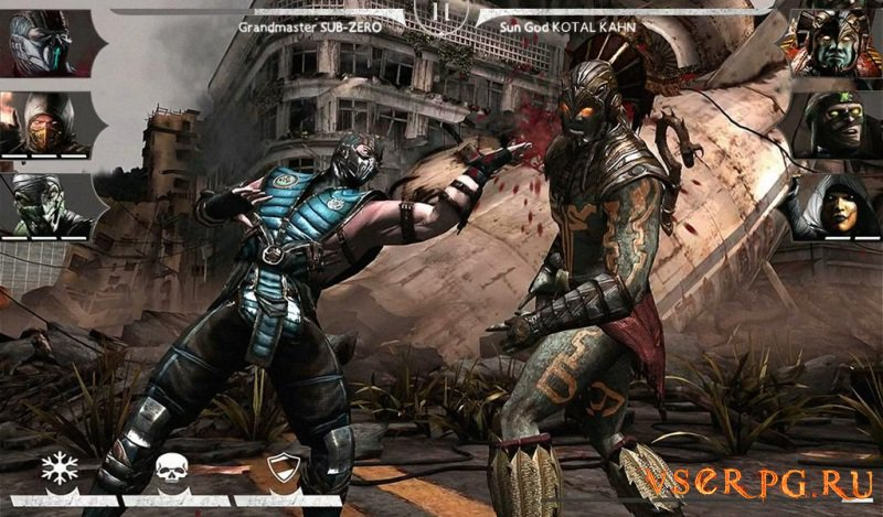 Mortal Kombat X [Android] screen 3