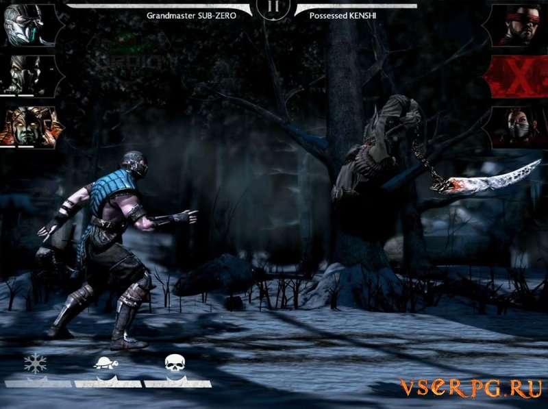 Mortal Kombat X [Android] screen 2