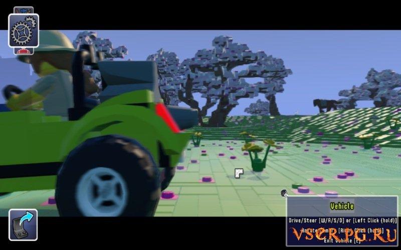 LEGO Worlds screen 2