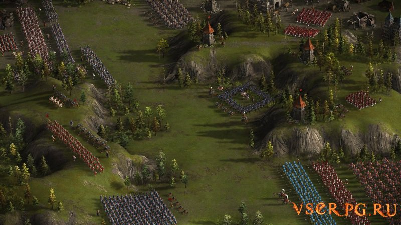 Cossacks 3 screen 1