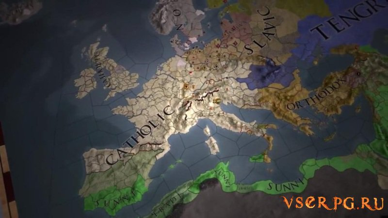 Crusader Kings 2: Horse Lords screen 1