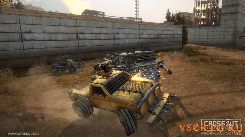 Crossout screen 3