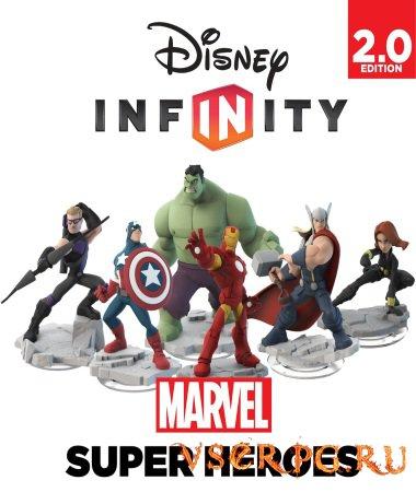 Постер игры Disney Infinity 2.0