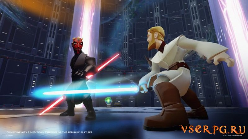 Disney Infinity 3.0 (2015) screen 2