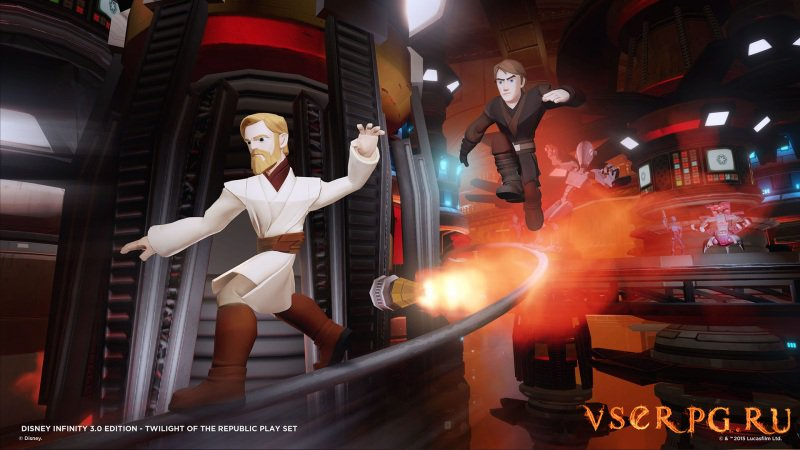 Disney Infinity 3.0 (2015) screen 3