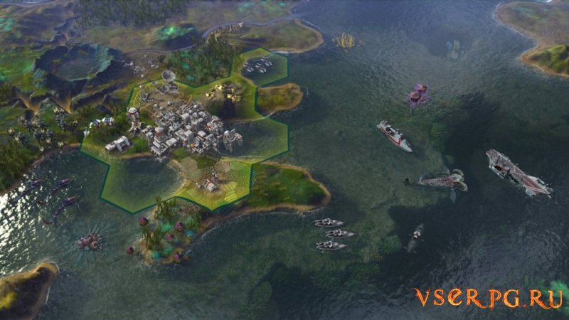 Civilization: Beyond Earth Rising Tide screen 3