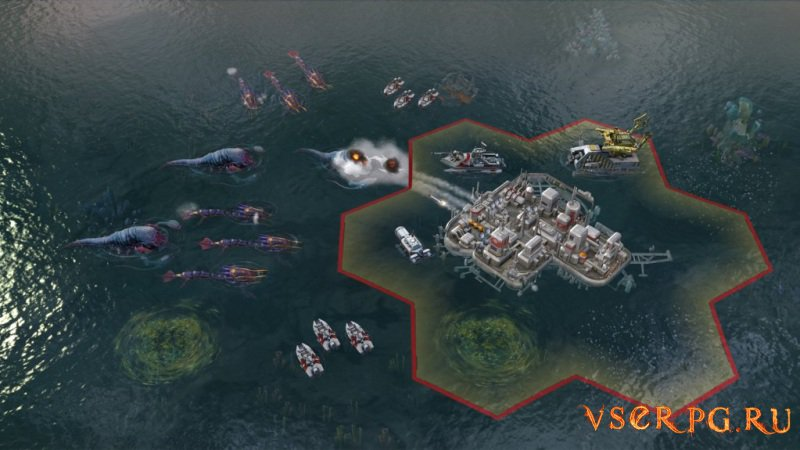 Civilization: Beyond Earth Rising Tide screen 2