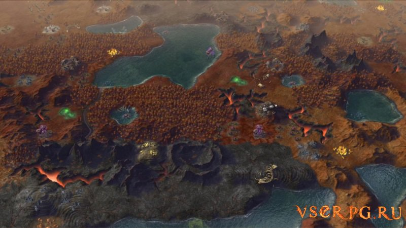 Civilization: Beyond Earth Rising Tide screen 1