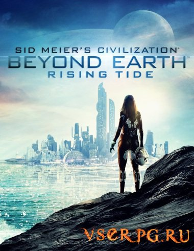 Постер игры Civilization: Beyond Earth Rising Tide