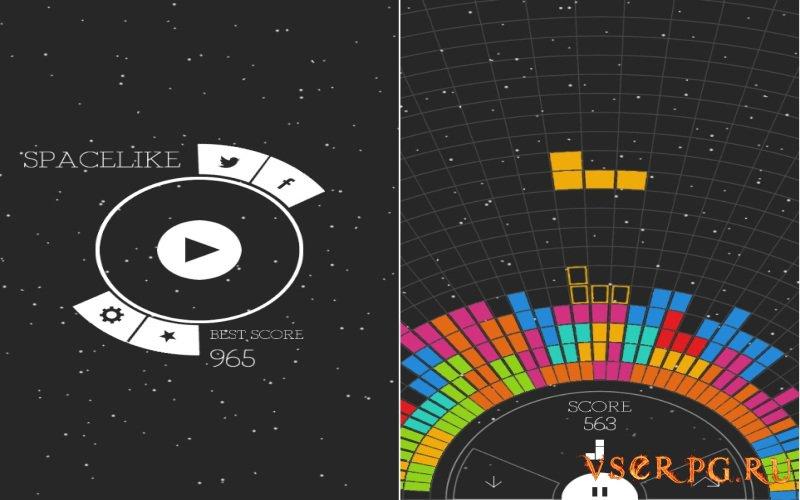 Spacelike Lite screen 3