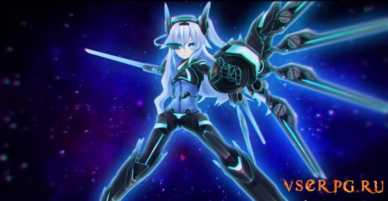 Hyperdimension Neptunia Victory 2 screen 1