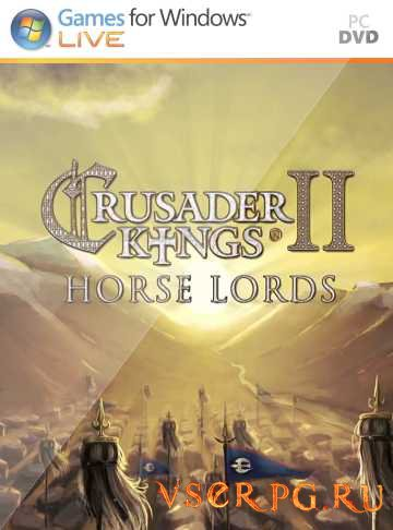 Постер игры Crusader Kings 2: Horse Lords